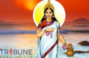 Navratri Day- 2: Dwitiya