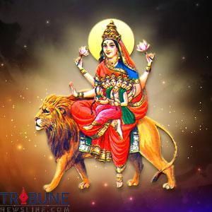 Navratri Day- 5: Panchami