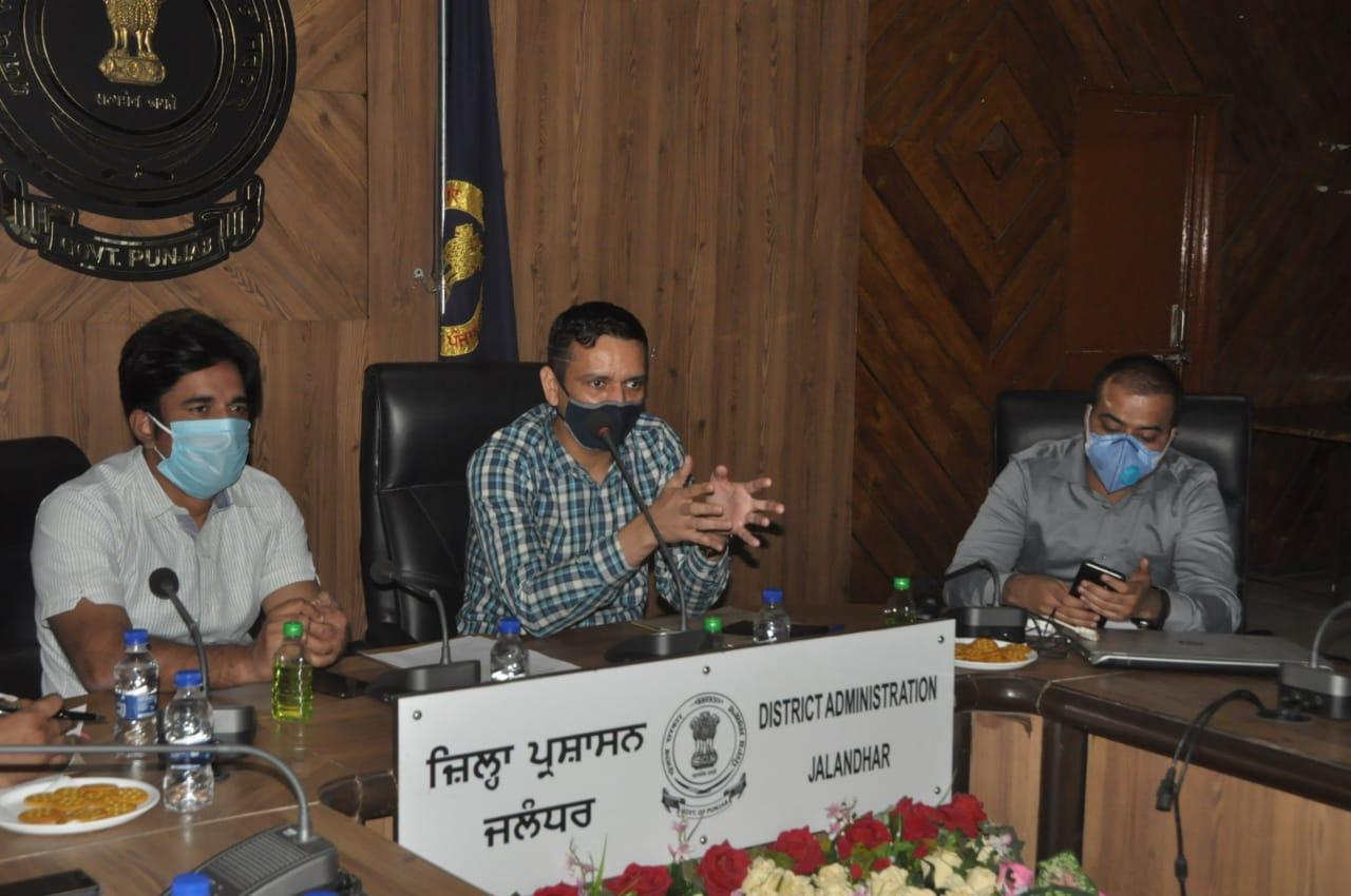 DC takes suggestions from Exporters to boost Exports