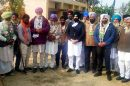 20 families of villageKatorajoin Congress