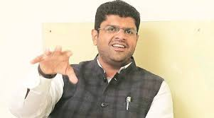 By end of current financial year, internet facility will be improved: Dushyant Chautala