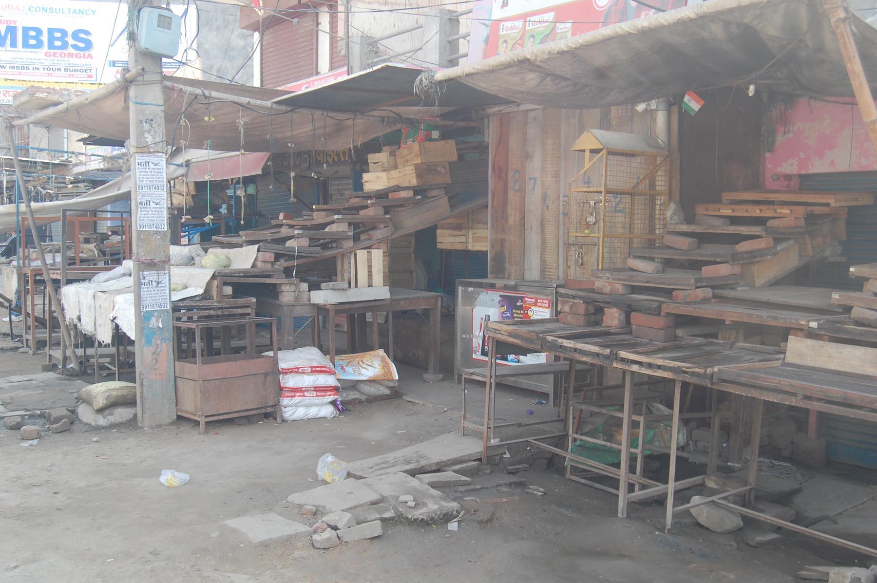 जिला का नाम बदलने को लेकर नारनौल, नांगल चौधरी, अटेली एवं निजामपुर में रहा अभूतपूर्व बंद