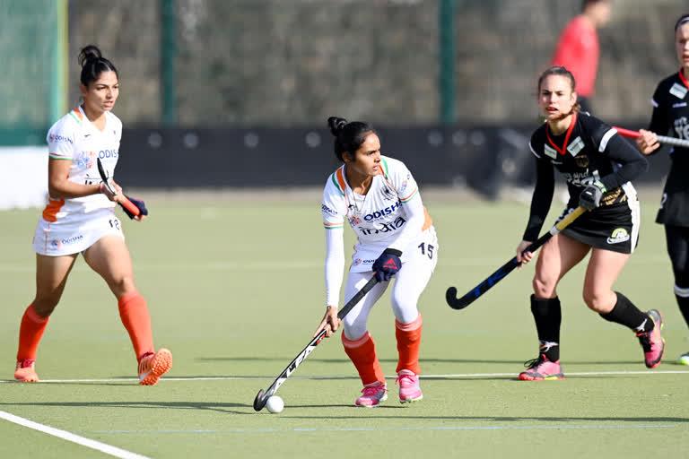 Germany blank Indian women's hockey team 5-0