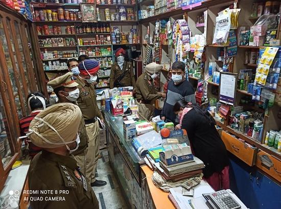 Jalandhar Commissionerate Police launches massive crackdown against drug menace