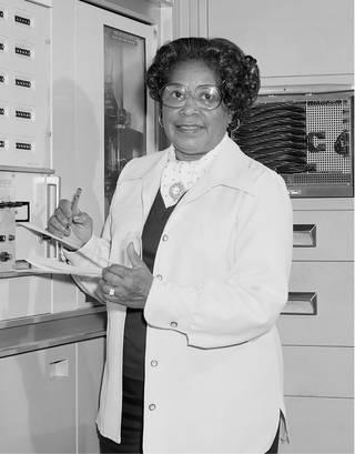 NASA to Honor 'Hidden Figure' Mary W. Jackson During Headquarters Naming Ceremony