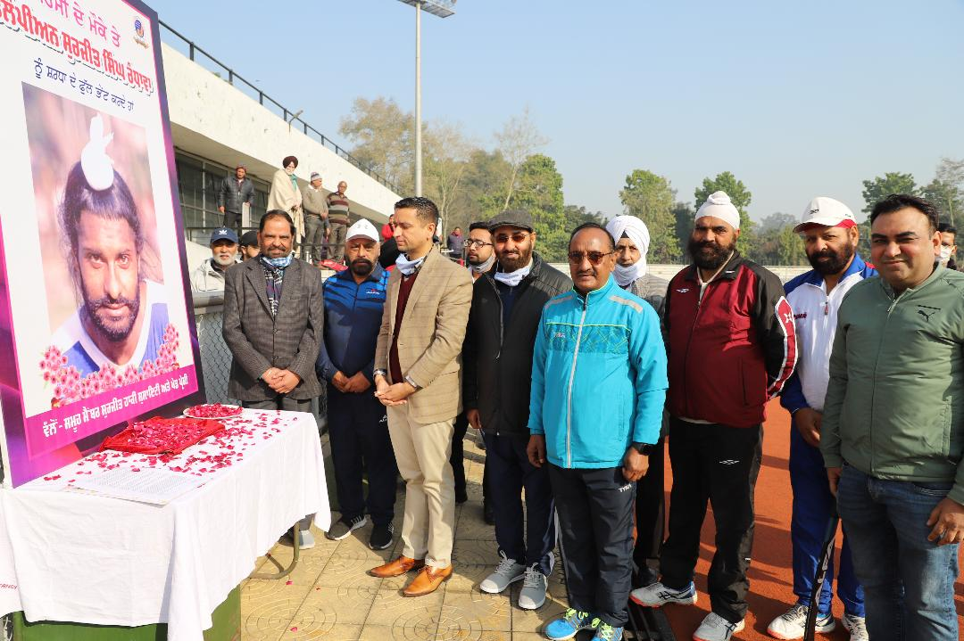 DC Jalandhar Thory elected as 19thPresident of Surjit Hockey Society