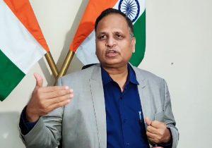 Delhi's testing capacity is 5 times that of the national average: Satyendar Jain