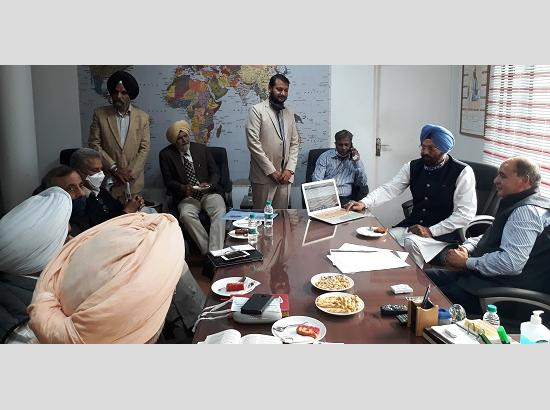 Rana Sodhi lainches dedicated Wensite, now NRI can direct lodge complains to NRI Commission