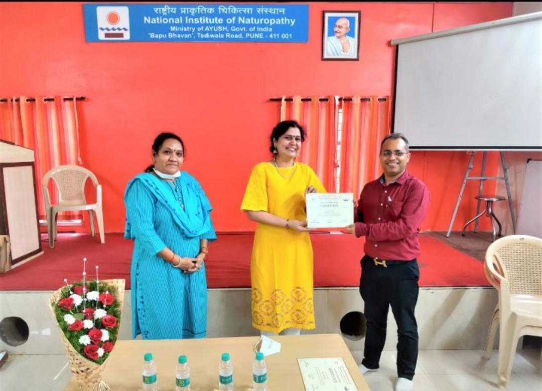 जालन्धर के डॉ समीर नय्यर व डॉ रोहित अरोड़ा को मिला सम्मान
