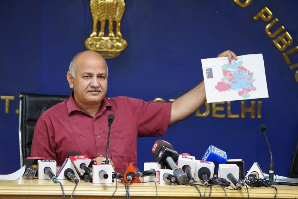 Delhi CM Arvind Kejriwal announces Excise reforms
