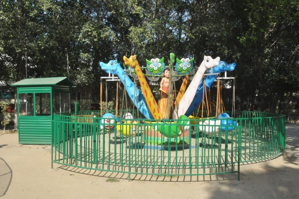 Nikku Park gets New Look