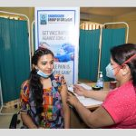 Chandigarh Goup of Colleges organize COVI-19 Vaccination drive