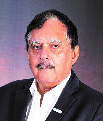 Arun Sharma of Indian Register of Shipping (IRClass) ReceivesIndia's Highest Maritime Recognition – Varuna Award