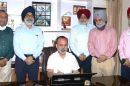 Prof. Hardeep Singh joined as Dean of UniversityAcademic Affairs of Guru Nanak Dev University