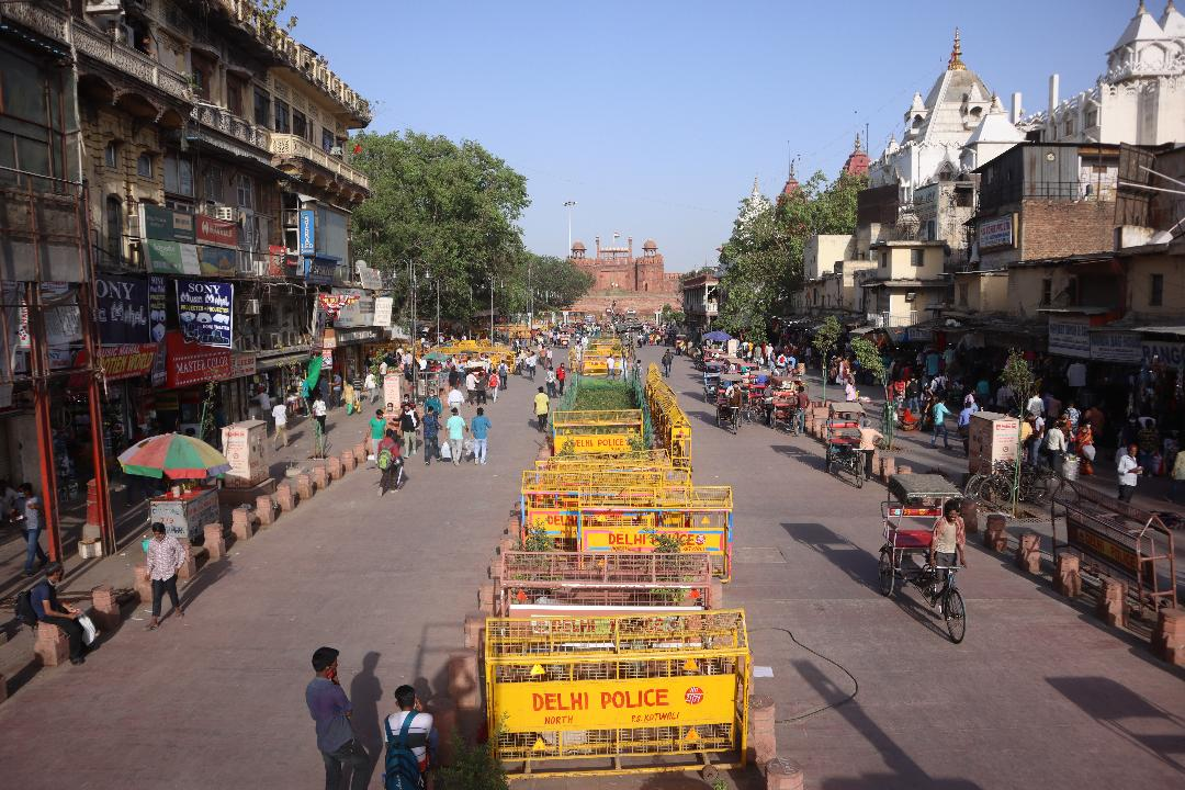 Redevelopment of Delhi's historic heritage Chandni Chowk completed, CM Arvind Kejriwal to inaugurate on April 17