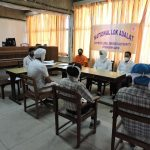 As many as 297 ofcases were amicably settled in National Lok Adalat
