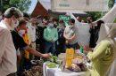 Bandipora gets organic vegetable cluster sale outlet at Trigam
