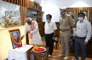 Haryana Governor Shri Bandaru Dattatreya on Monday paid his tributes to former Prime Minister and people's leader Bharat Ratna Shri Atal Bihari Vajpayee on his third death anniversary, describing him as a true nationalist, patriot and an ideal statesman!