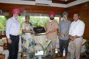 NAAC Advisor addressed the faculty of Guru Nanak Dev University