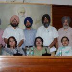 Annual Meeting of Guru Nanak Dev University Sports Committees held