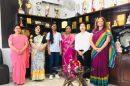 Students of B.Sc(Economics) of HMV won Positions University