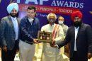 Governor Haryana honours Dr. Anshu Kataria, Chairman, Aryans Group