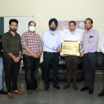 DC Ghanshyam Thori pays visit at DDU-GKY Center at CT Maqsudan