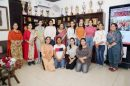 BA Sem-V Pol.Sc.(Hons.) students of HMV Shine in University