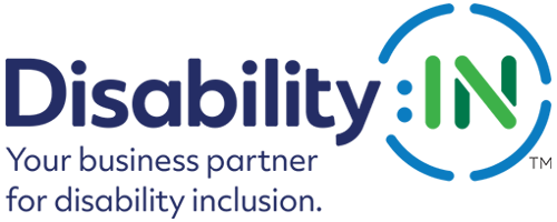 Disability:IN Logo