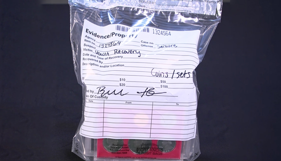 Ft. Knox Evidence Bags