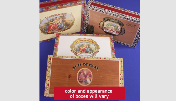 Carlo's Cigar Box