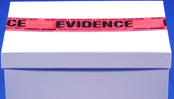 Recovered Evidence Box