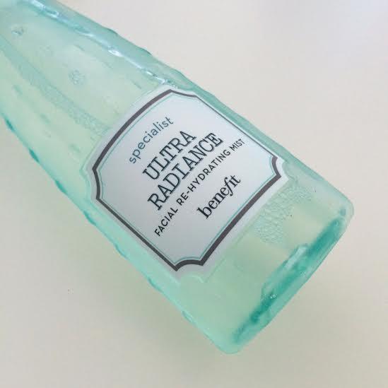 benefit ultra radiance re hydrating facial mist review inhautepursuit