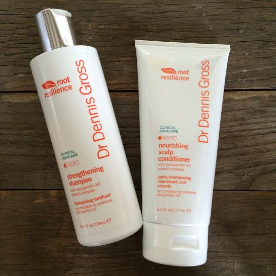 dr dennis gross root resilience shampoo conditioner clinical hair care fathers day gift guide inhautepursuit