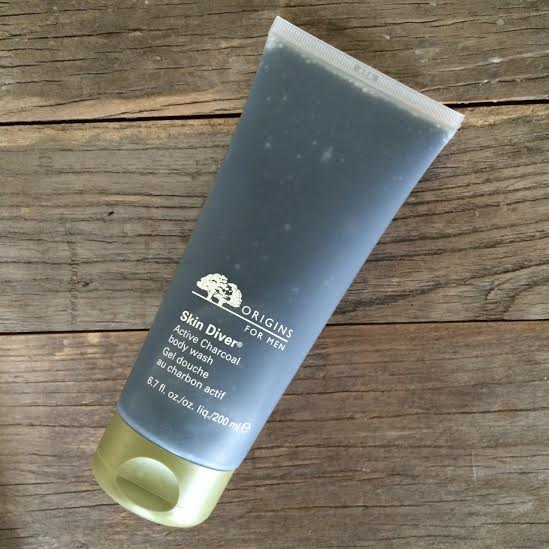 origins skin diver active charcoal body wash fathers day gift guide inhautepursuit