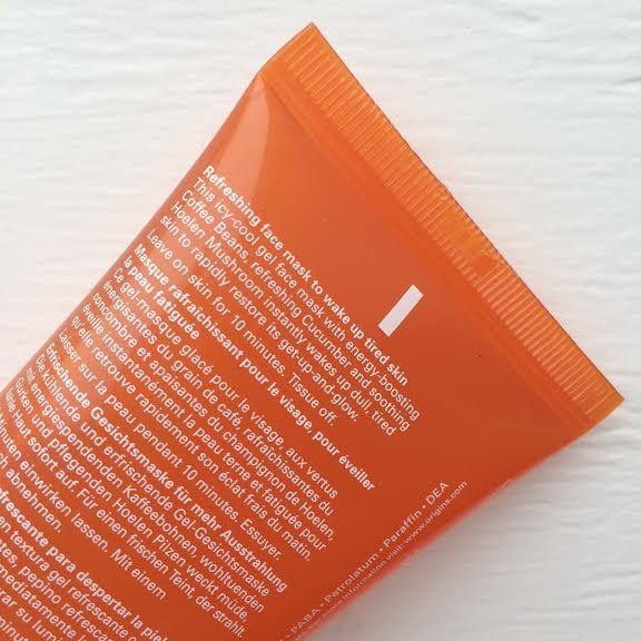 origins ginzing cooling gel face mask review inhautepursuit