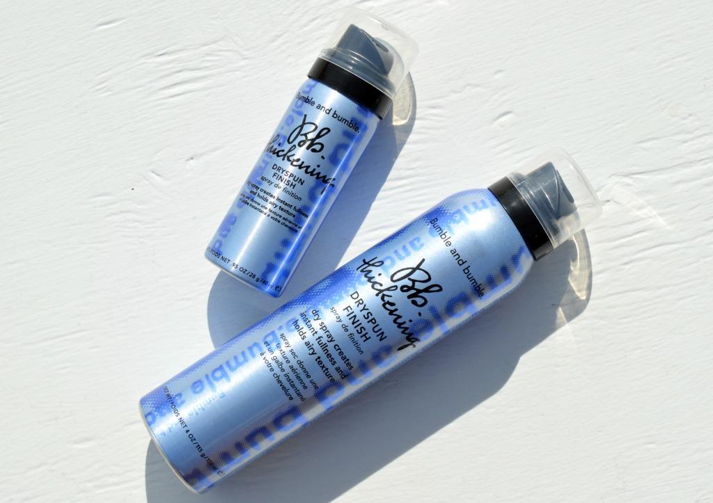 bumble and bumble dryspun finish spray inhautepursuit review