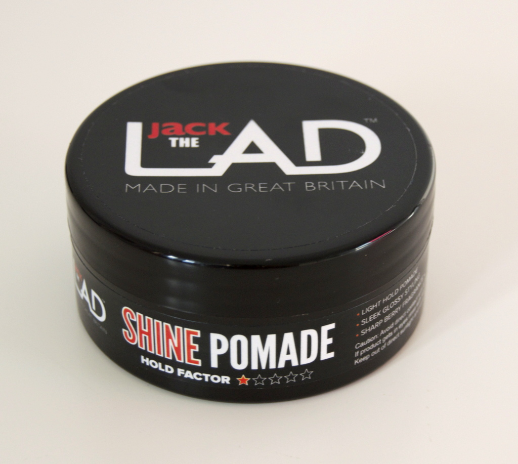 jack the lad shine pomade review inhautepursuit
