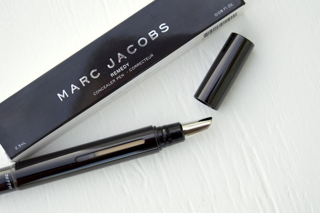 marc jacobs beauty remedy concealer pen inhautepursuit review