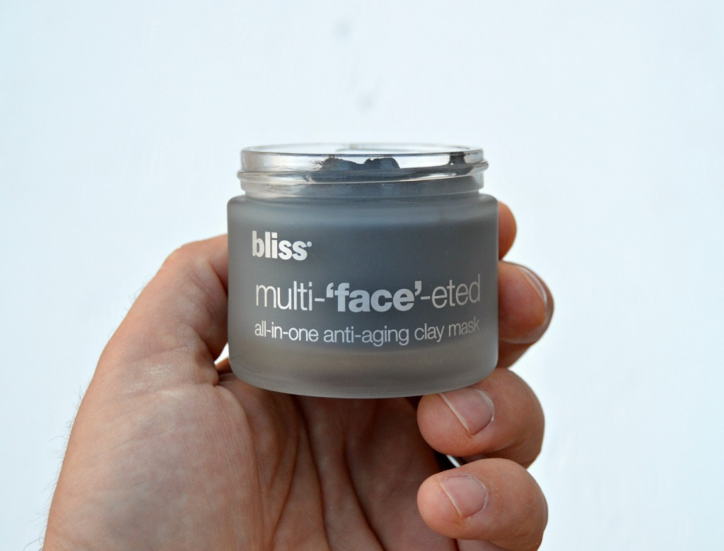bliss multifaceted all in one anti aging clay mask review inhautepursuit