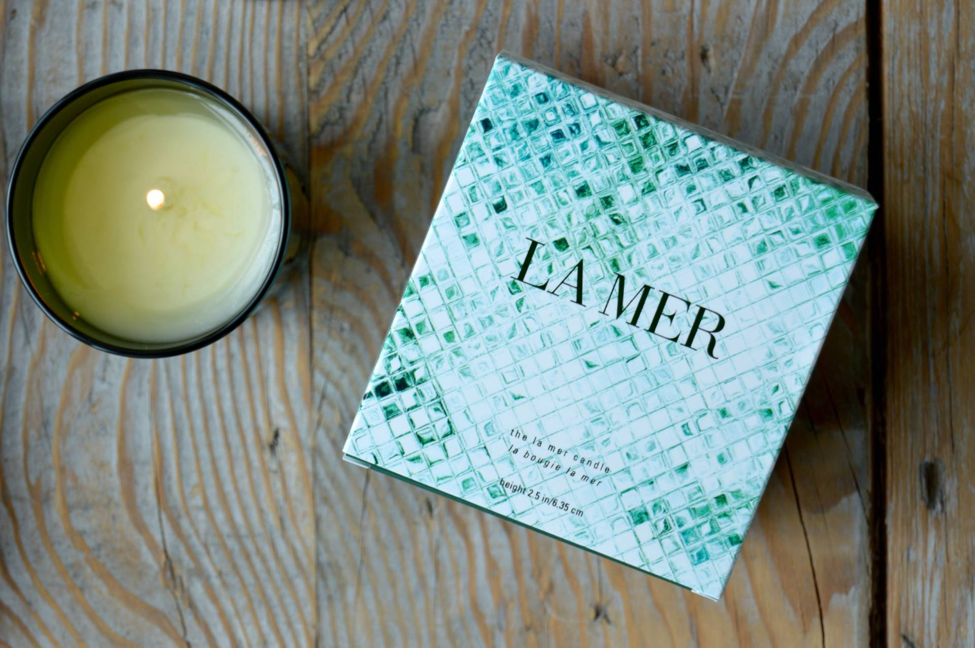 la mer candle box review in haute pursuit inhautepursuit