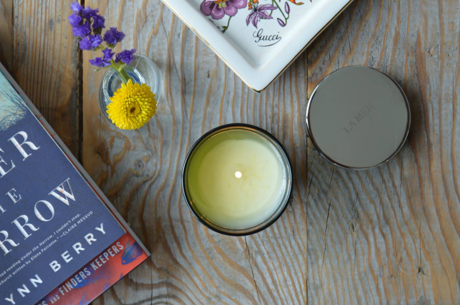 la mer creme candle limited edition neiman marcus in haute pursuit review