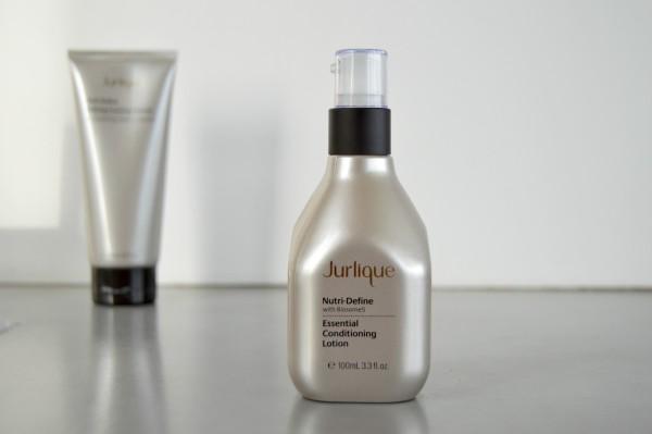 JURLIQUE nutri define 2015 essential conditioning lotion review