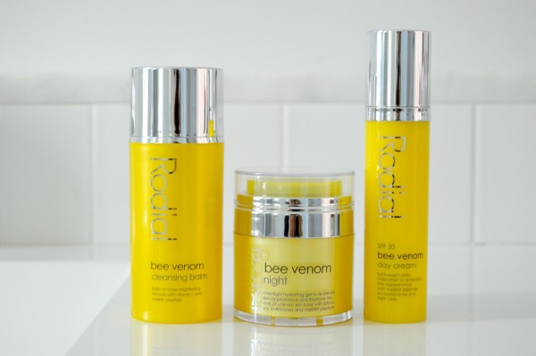 rodial bee venom new cleansing balm night day review
