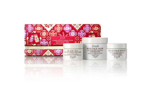 Fresh COMPLEXION PERFECTION FACE MASK TRIO