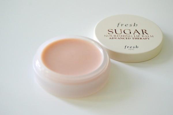 fresh sugar nourishing lip balm advanced therapy review