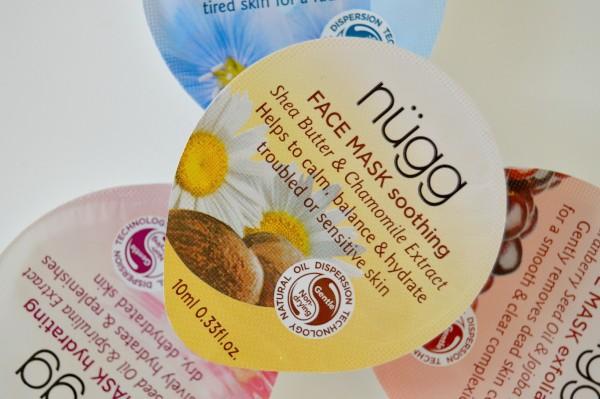 nugg beauty face mask single dose review inhautepursuit