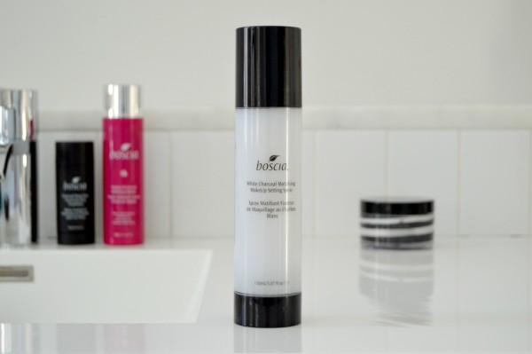boscia white charcoal makeup setting spray review inhautepursuit