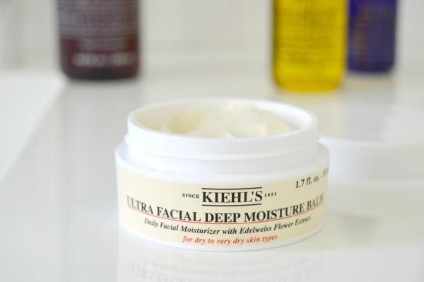 kiehls ultra facial deep moisture balm inhautepursuit review