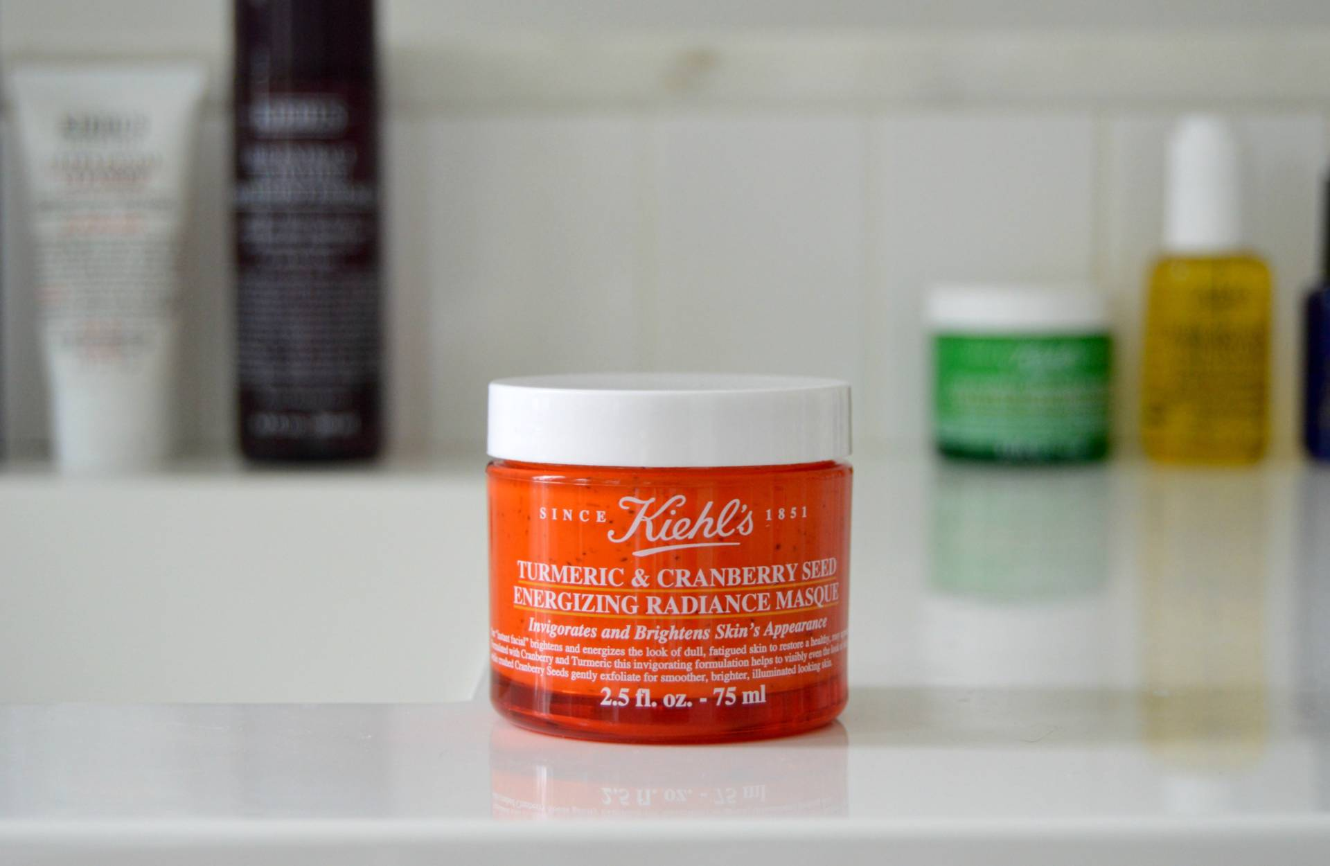 kiehls turmeric cranberry seed radiance masque review inhautepursuit